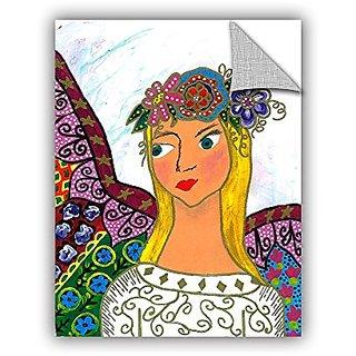 ArtWall Debra Purcells Angel Art Appeelz Removable Graphic Wall Art, 36 x 48