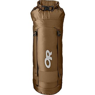 Outdoor Research Airpurge Dry Compr Sk 8L, Coyote, One Size,One Size