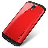 Spigen Slim Armor Galaxy S4 I9500 Backcover (Red)