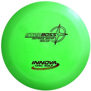 Innova - Champion Discs Star Boss Golf Disc, 173-175gm (Colors may vary)
