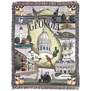Georgia Beautiful State 50