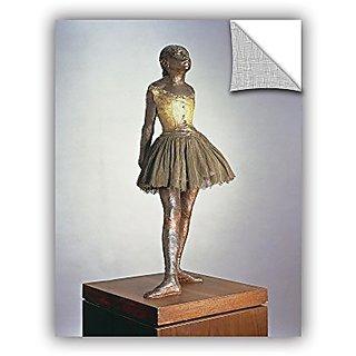 ArtWall Edgar Degass The Little Dancer Art Appeelz Removable Wall Art Graphic, 36 x 48