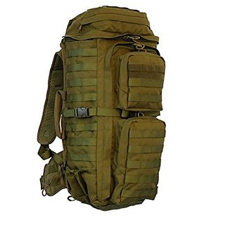 Eberlestock F3F FAC Track Pack w/Antenna Ports, Coyote Brown,