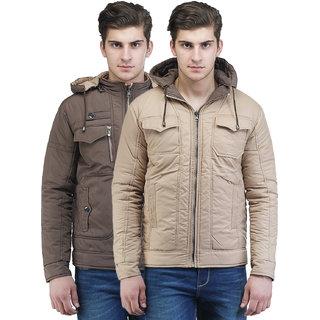 Be-Beu Mens Reversible Jacket