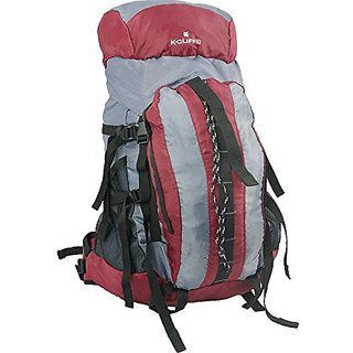 Internal Frame Hiking Backpack Pack Scout Camping Backpack Large Daypack Red