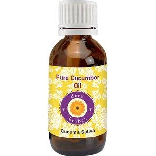 Pure Cucumber Oil - Cucumis Sativa - 30ml