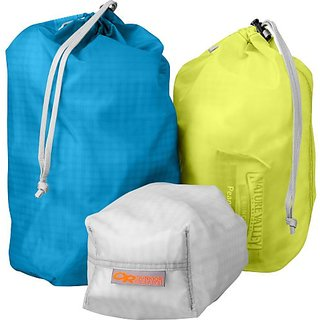 Outdoor Research Ultralight Ditty Sacks (Set of 3),One Size