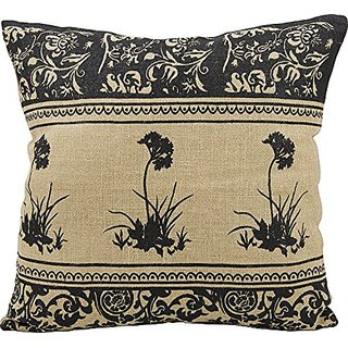 Mina Victory by Nourison R4102 Natural Decorative Pillow, 20