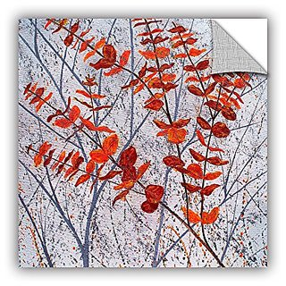 ArtWall Herb Dickinsons Sillage Art Appeelz Removable Graphic Wall Art, 24 x 24