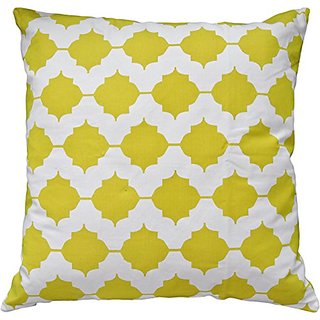 Decorative Geometric Pattern Print Throw Pillow COVER 18