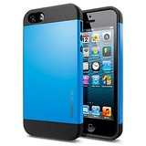 Spigen Slim Armor Hybrid IPhone 5/5S Case - Blue