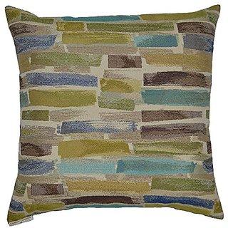 Van Ness Studio Paint Stroke Decorative Throw Pillow, Multi-Color