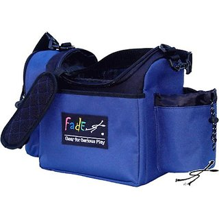 Fade Gear Crunch Box Disc Golf Bag Blueberry