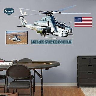 FATHEAD AH-1Z Super Cobra Graphic Wall Dcor