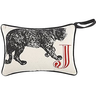 THOMAS PAUL J Jaguar Door Pillow