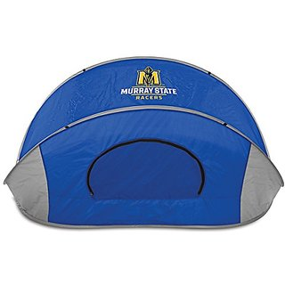 NCAA Murray State Racers Manta Portable Pop-Up Sun/Wind Shelter,