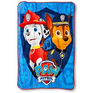 Paw Patrol Throw 46x60