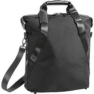 J World New York Lexington Business Convertible Backpack, Black