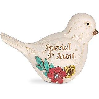 Pavilion Gift Company 41076 Special Aunt Bird Figurine, 2-1/2 x 2