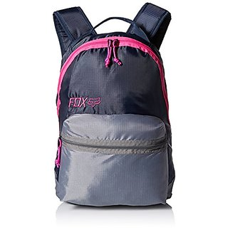 Fox Juniors Pursuade Poly Backpack, Midnight, One Size
