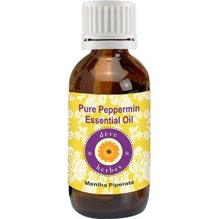 Pure Peppermint Essential Oil - Mentha Piperata - 30ml