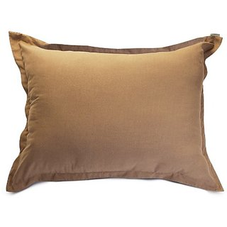 Majestic Home Goods Wales Floor Pillow, Graham