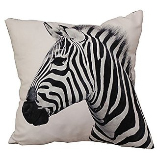 Best Token Decorative Horse Pattern Pillow Case Cover Without Insert