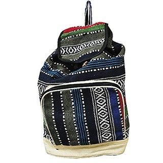 Mandala Tibetan Shop Brand Bohemian Hemp Backpack, Cool Backpack, Cute Backpack