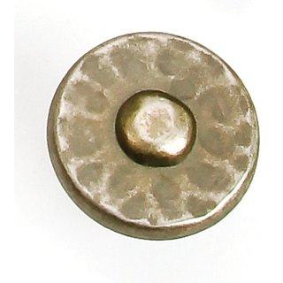 Laurey 37606 1-3/8-Inch Nevada Knob, Antique Pewter