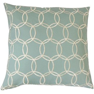 The Pillow Collection Capucine Geometric Pillow, 20