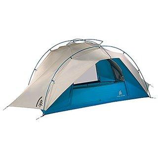 Sierra Designs Flash 2-Person Tent (Tan/Green),One Size