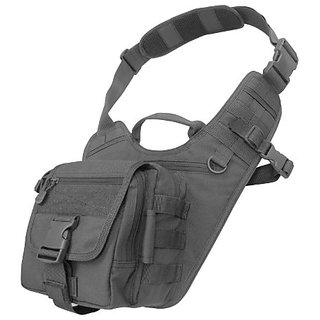Condor Edc Bag (Black, 10 x 9 x 4.5-Inch)