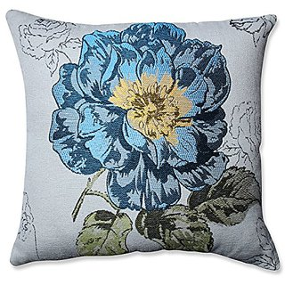 Pillow Perfect Jacquard Throw Pillow, 16.5