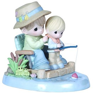 Precious Moments I Love Spending Time with You Figurine