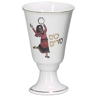 Porcelain Large Miriam Cup