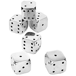 Go Home Sin City Dice Figurine, Set of 6