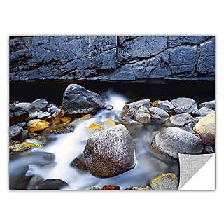 ArtWall Appealz Dean Uhlinger Kings River Removable Graphic Wall Art, 14 by 18-Inch