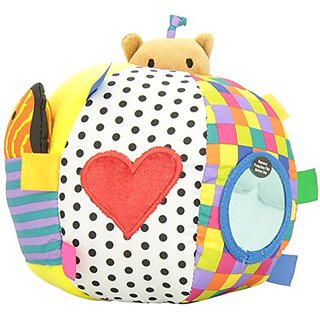 Amazing Baby: Pop-Up Activity Ball by Kids Preferred