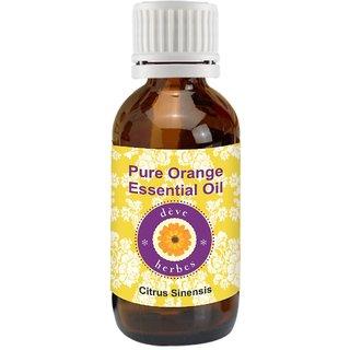 Pure Orange Oil - Citrus Sinensis 30ml