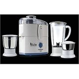 Morphy Richards Aristo 3 Jar Juicer Mixer Grinder 500 Watts