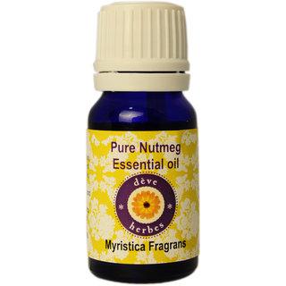 Pure Nutmeg Essential Oil - Myristica Fragrans