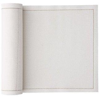 MYdrap SLA40/101-7 Cotton/Linen Premium Dinner Napkin, 15.8
