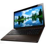 Lenovo Essential G580 (59-347375) Laptop (2nd Gen Ci3/ 4GB/ 320GB/ Win7 HB) (Glossy Brown)