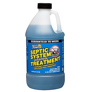 Scotch Corporation 1866 2 Liter, Fresh Scent, Instant Power Septic System Treatment