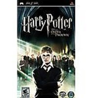 Harry Potter Order Of The Phoenix New Sony PSP Game