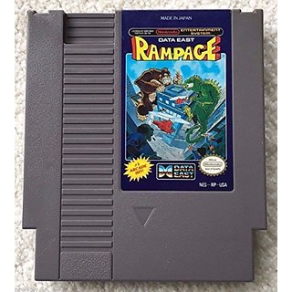 Rampage - Nintendo NES