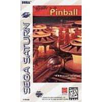 Hyper 3D Pinball - Sega Saturn