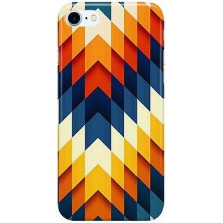 Dreambolic chech pattern Back Cover for Apple iPhone 7