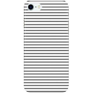 Dreambolic Minimal-Stripes Back Cover for Apple iPhone 7