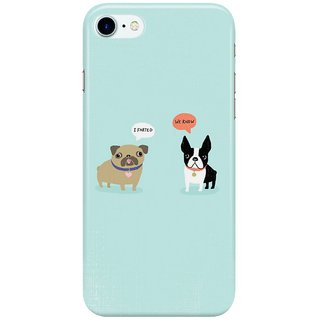 Dreambolic Dog-Fart Back Cover for Apple iPhone 7